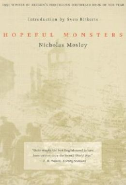 Hopeful Monsters: A Novel