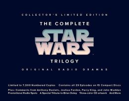The Star Wars Collector's Trilogy (15 CDs)