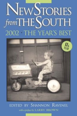 New Stories from the South, The Year's Best 2002