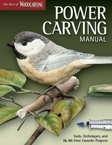 Download amazon ebooks Power Carving Manual: Tools, Techniques, and 12 All-Time Favorite Projects by Editors of Woodcarving Illustrated PDB 9781565234505