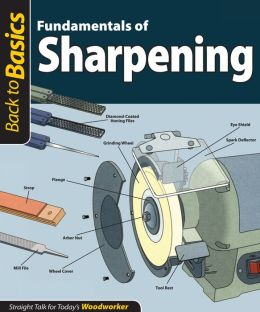 Fundamentals of Sharpening: Straight Talk for Today's Woodworker