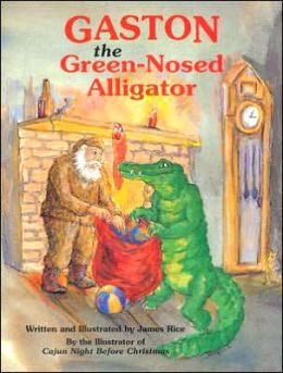 Gaston the Green-Nosed Alligator