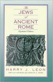 The Jews of Ancient Rome : Updated Edition