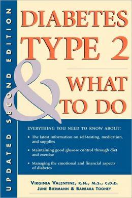 Diabetes Type 2 & What To Do