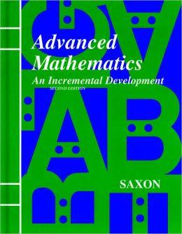 Saxon Advanced Math: Homeschool Kit Second Edition