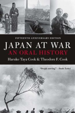 Japan at War: An Oral History