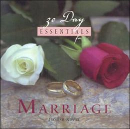 30 Day Essentials for Marriage