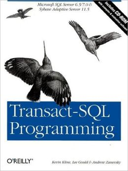 Transact-SQL Programming with CDROM