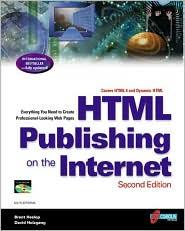 HTML Publishing for the Internet, 2e