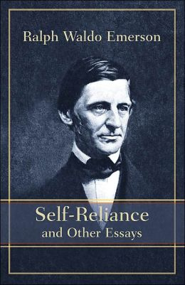in the essay self reliance emerson wiki answers Essays: first series by ralph waldo emerson self-reliance, 1847 edition  compensation→ sister projects sister projects: wikipedia article.