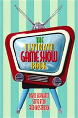 The Ultimate TV Game Show Book