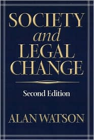 Society and Legal Change (Second Edition)