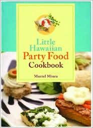 Little Hawaiian Party Food Cookbook