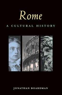 Rome: A Cultural and Literary Companion