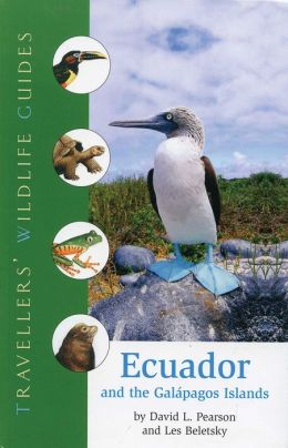 Traveller's Wildlife Guides: Ecuador and the Galapagos Islands