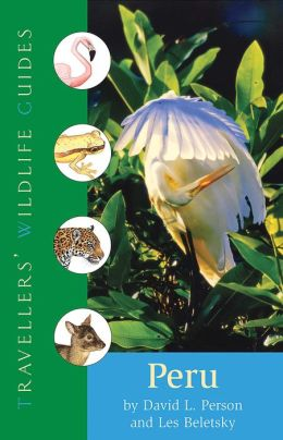 Traveller's Wildlife Guides: Peru