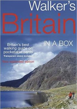 Walker's Britain in a Box: The Region's Best Walks on Pocketable Cards