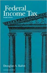 Kahn's Federal Income Tax
