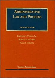 Administrative Law and Process, 1999