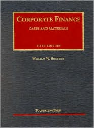 Cases and Materials on Corporate Finance