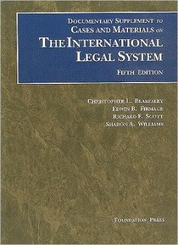 International Legal Systems, Documentary Supplement