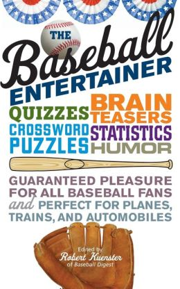 Baseball Entertainer
