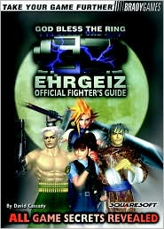 EHRGEIZ Official Strategy Guide