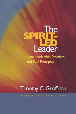 Spirit Led Leader