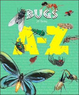 Bug Dictionary: An A to Z of Insects and Creepy Crawlies