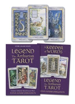 Legend: The Arthurian Tarot Kit