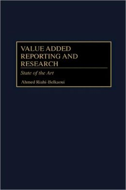 Value Added Reporting And Research