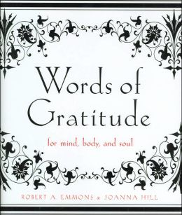 Words of Gratitude: For Mind, Body, and Soul
