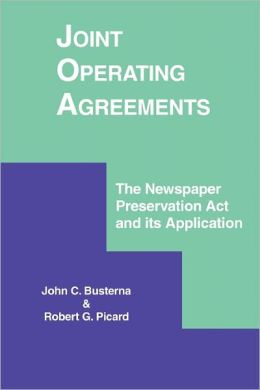 Joint Operating Agreements