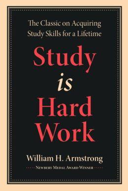 Study Is Hard Work