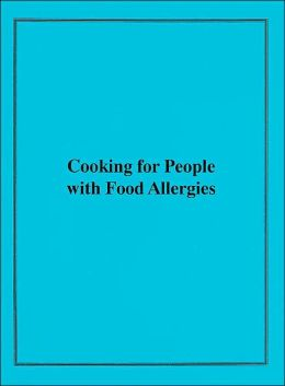 Cooking for People with Food Allergies