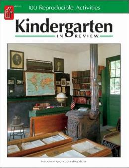 Kindergarten in Review: Review Book