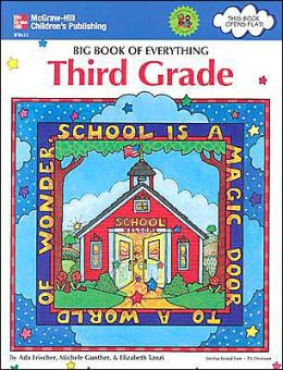 Big Book of Everything: For Third Grade