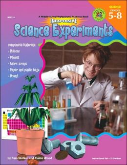 Inexpensive Science Experiments: Grades 5-8