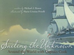 Sailing the Unknown: Around the World with Captain Cook