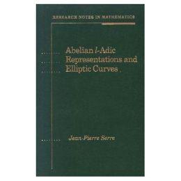 Abelian l-Adic Representations and Elliptic Curves