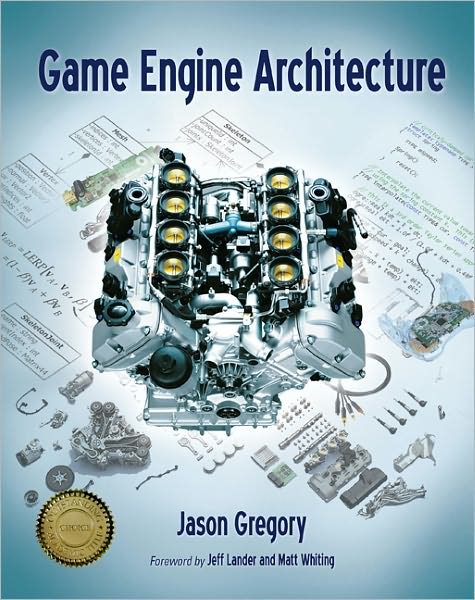 Book Game Engine Architecture