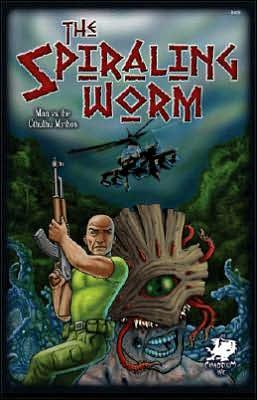 Spiraling Worm: Man vs. the Cthulhu Mythos