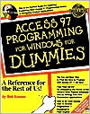 Access 97 Programming for Windows For Dummies