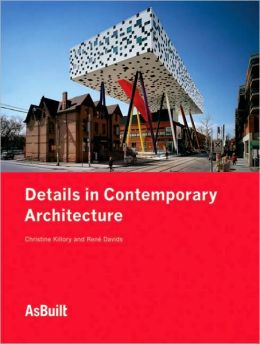 Details in Contemporary Architecture: AsBuilt