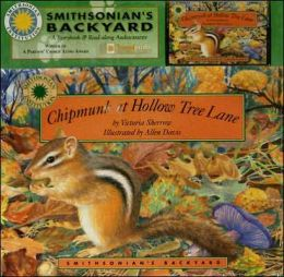 Chipmunk at Hollow Tree Lane (Smithsonian's Backyard Series)