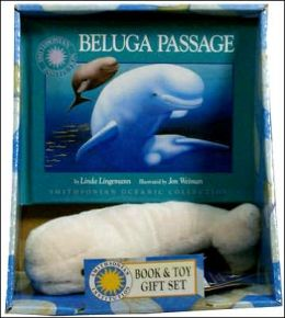 Beluga Passage Book and Toy