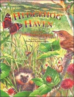 Hedgehog Haven: The Story of an English Hedgerow Community