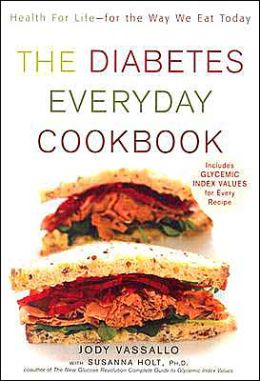 Diabetes Everyday Cookbook: Health for Life: For the Way We Eat Today