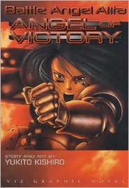 Battle Angel Alita, Volume 4: Angel of Victory