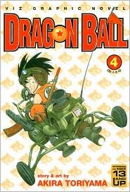 Dragon Ball, Volume 4